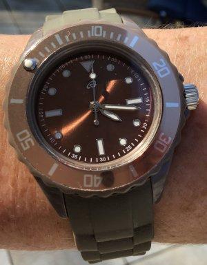 Self-Winding Watch light brown