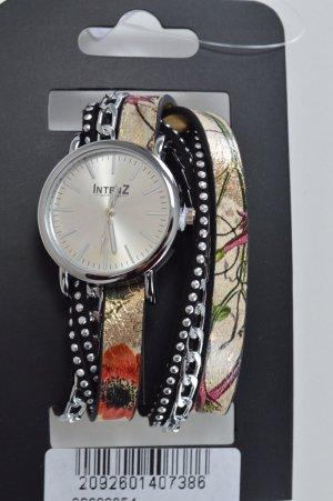 Tolle Uhr mit mehreren Bändern in Wickeloptik