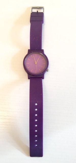Komono Watch dark violet-lilac