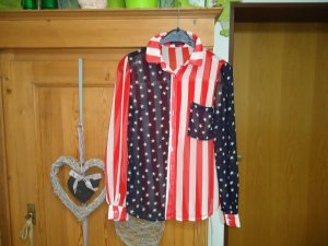 Tolle USA Bluse Gr.10 (38)