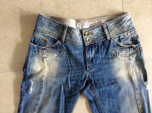 Tolle Used-Jeans wie neu von PROMOD