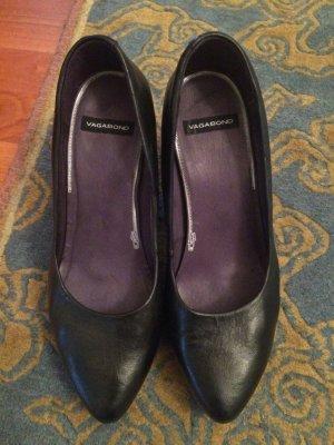 Vagabond Loafers zwart