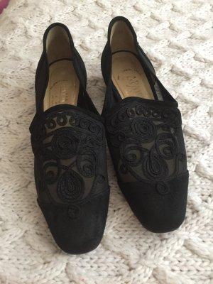 Tolle Vintage Schuhe von Apart 2x getragen