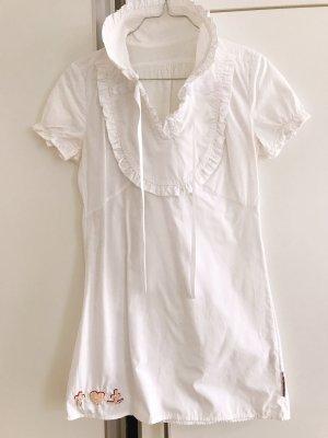 Tolle weiße Bluse von Blutsschwester
