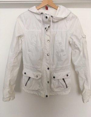 Tolle weiße Jacke