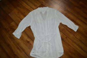 Tommy Hilfiger Ruffled Blouse white