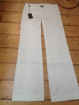 Patricia Pepe Marlene Trousers natural white mixture fibre