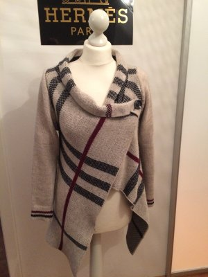 Knitted Coat multicolored