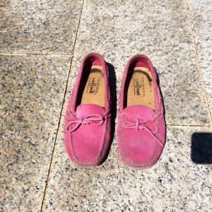 Tolle Wildleder Loafers von Car Shoe in Größe 38