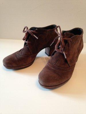 Tolle Wildleder Schuhe Gr. 36,5 von Homers
