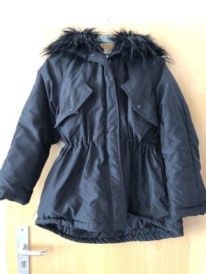 H&M Winter Jacket black