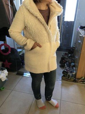 C&A Winter Jacket natural white-cream