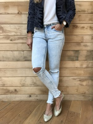 Tolle ZARA Denim in used optic
