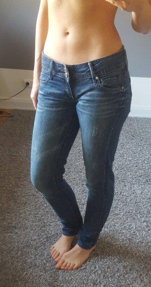 tolle Zara Jeans Lizzy, Gr 38