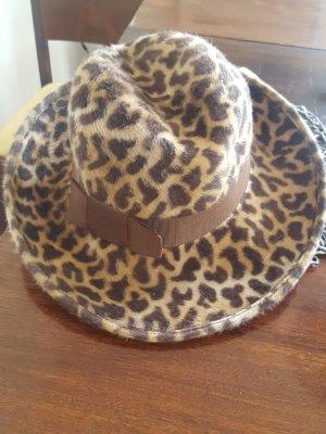 Cappello di lana multicolore Pelliccia