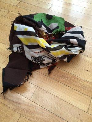 Toller Baumwoll-Schal von Hüftgold