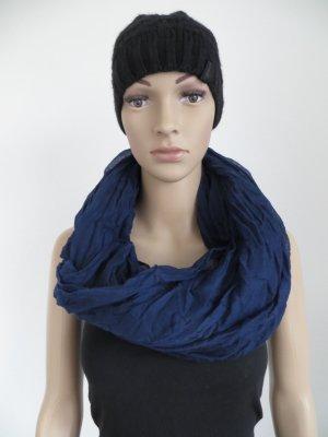 Snood blue-dark blue