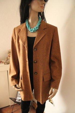 toller Blazer * Fischgrät - Muster * Viscose & Wolle * kaum getragen * super Zustand *