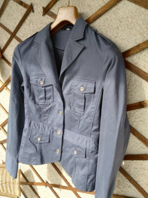 Toller Blazer in Military Style