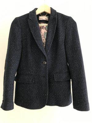 Christian Berg Wool Blazer dark blue