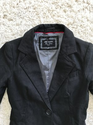 Pepe Jeans Denim Blazer black