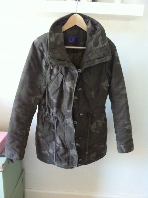 Toller Camouflage Parka XS