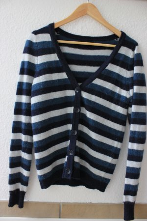 Vero Moda Cardigan all'uncinetto multicolore Lana d'angora