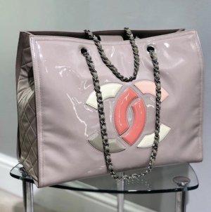 Chanel Shopper pink-mauve