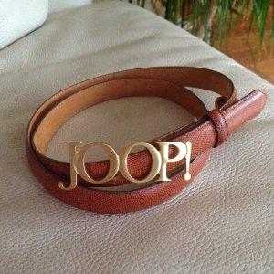 Toller, cognacfarbener Gürtel von Joop