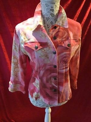 Cottonade Short Blazer multicolored