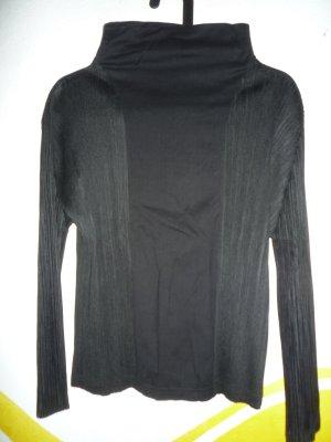 Sweater Twin Set black mixture fibre