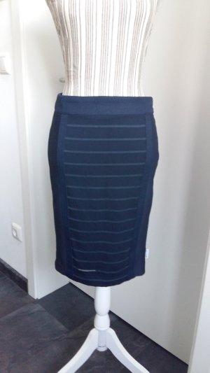 Sportalm Falda stretch azul oscuro