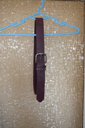 Takko Faux Leather Belt multicolored imitation leather