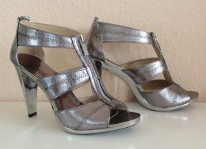 Toller High Heel von Michael Kors Gr. 37 silber