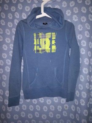 Toller Hoodie / Kapuzenpullover / Sweatshirt von DC Gr.XS