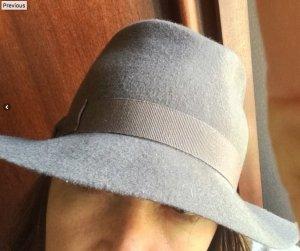 toller Hut aus Wolle, Sisley, ca. 57 cm Umfang