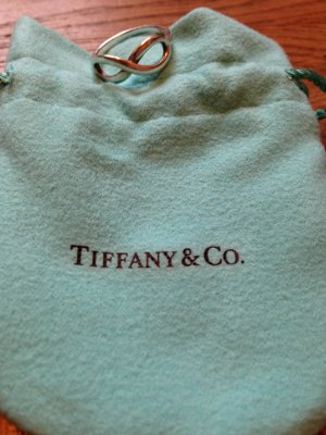 toller Infinity Ring von Tiffany Original