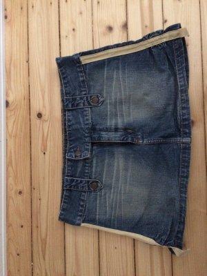 Toller Jeans-Minirock von Pull & Bear
