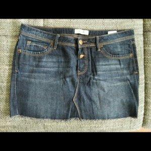 toller jeansrock gr.38