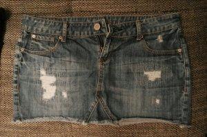 toller jeansrock gr.40