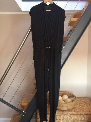 studio W Jumpsuit zwart Polyester