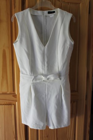 Toller Jumpsuit/ Overall in offwhite/ creme, Gr. 34