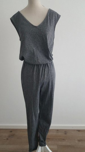Benetton Jumpsuit dark grey