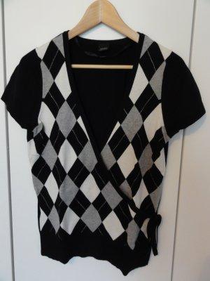 Esprit Sweater met korte mouwen veelkleurig Katoen