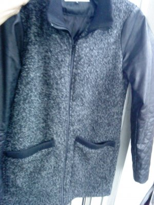 Only Short Coat multicolored polyester