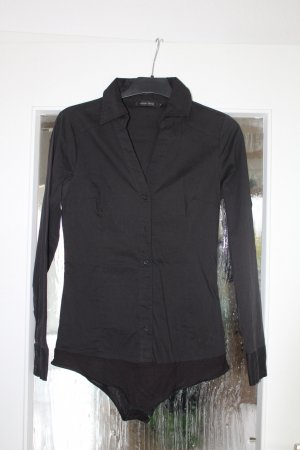 Jennifer Taylor Bodysuit Blouse black