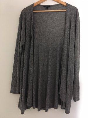 Amisu Rebeca gris oscuro