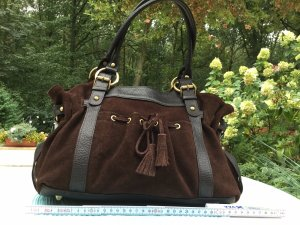 0039 Italy Pouch Bag brown