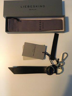 Toller Leder-Schlüsselanhänger von Liebeskind
