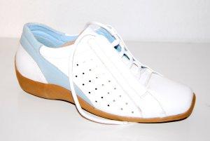 toller  Leder  Slipper - Schnürschuh von Marco Donati - Gr. 38